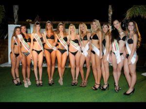 Le 11 finaliste siciliane a Miss Venere d'Italia