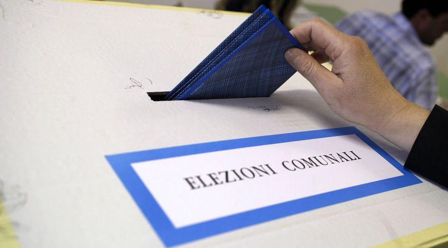 Elezioni amministrative 2017, seggi aperti